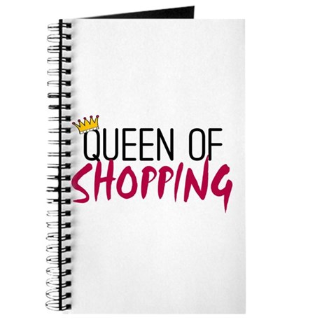 'Queen of Shopping' Journal