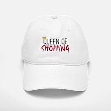 'Queen of Shopping' Baseball Baseball Cap