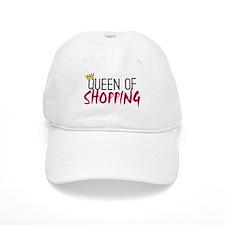 'Queen of Shopping' Baseball Cap