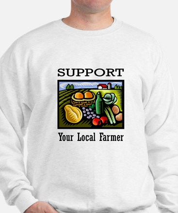 Support Your Local Farmer Sweater