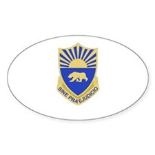 DUI - 508th Military Police Bn Decal