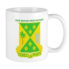 DUI - 759th Military Police Bn with Text Mug