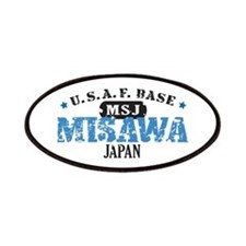 Misawa Air Force Base Patches