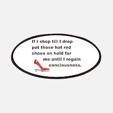 Shop Till I Drop Patches