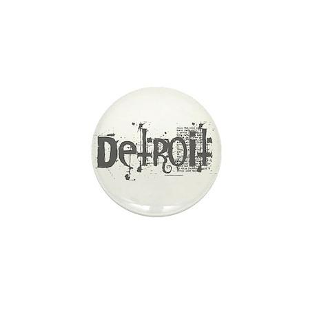 DETROIT CS Mini Button