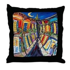Big Easy Throw Pillow