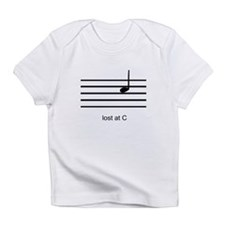 Lost At C Infant T-Shirt