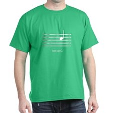 Lost At C T-Shirt