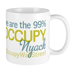Occupy Nyack Mug