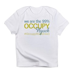 Occupy Nyack Infant T-Shirt