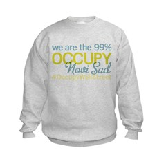 Occupy Novi Sad Sweatshirt