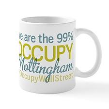 Occupy Nottingham Mug