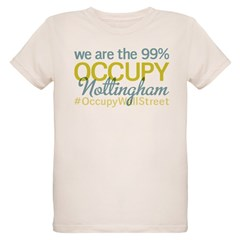 Occupy Nottingham T-Shirt