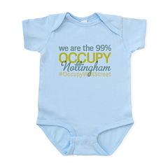 Occupy Nottingham Infant Bodysuit