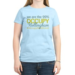 Occupy Nottingham T-Shirt