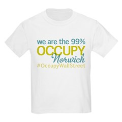 Occupy Norwich T-Shirt