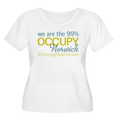 Occupy Norwich T-Shirt