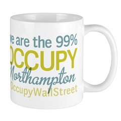 Occupy Northampton Mug