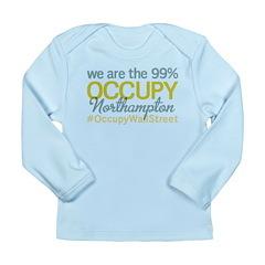 Occupy Northampton Long Sleeve Infant T-Shirt