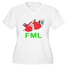 Drunk Santa T-Shirt