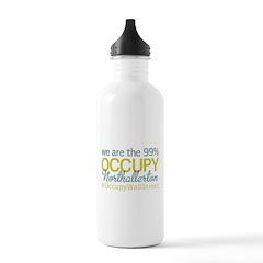 Occupy Northallerton Water Bottle