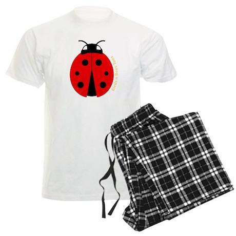 Ladybug Men's Light Pajamas