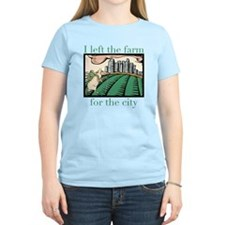 Left The Farm T-Shirt