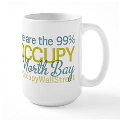 Occupy North Bay Large Mug