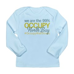 Occupy North Bay Long Sleeve Infant T-Shirt