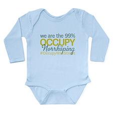 Occupy Norrköping Long Sleeve Infant Bodysuit