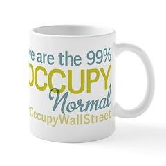 Occupy Normal Mug