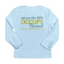 Occupy Normal Long Sleeve Infant T-Shirt