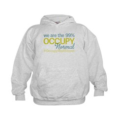 Occupy Normal Hoodie