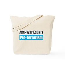 Anti Equals Pro Tote Bag