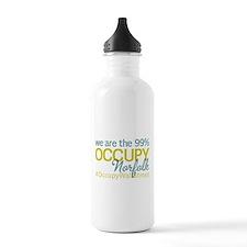 Occupy Norfolk Water Bottle