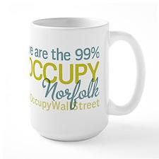 Occupy Norfolk Mug