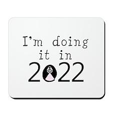 Doing it in 2014 Mousepad