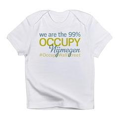 Occupy Nijmegen Infant T-Shirt