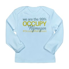 Occupy Nijmegen Long Sleeve Infant T-Shirt