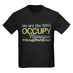 Occupy Nijmegen Kids Dark T-Shirt