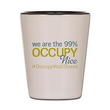 Occupy Nice Shot Glass