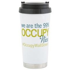 Occupy Nice Travel Mug