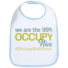 Occupy Nice Bib