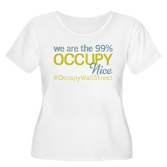 Occupy Nice T-Shirt