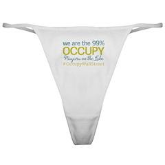 Occupy Niagara on the Lake Classic Thong