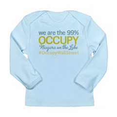 Occupy Niagara on the Lake Long Sleeve Infant T-Sh
