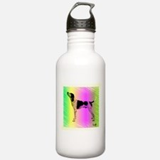 American English Coonhound Water Bottle
