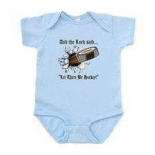 Funny Hockey Infant Bodysuit