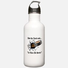 Funny Hockey Water Bottle