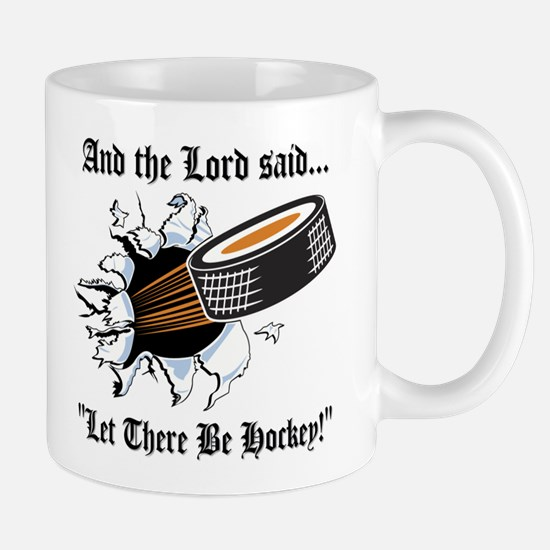 Funny Hockey Mug